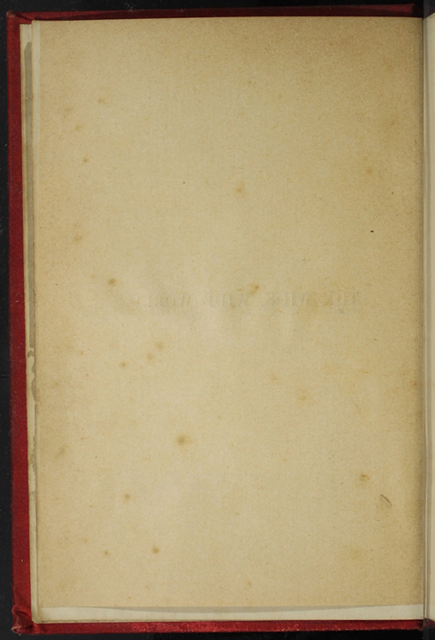 Verso of Half-Title Page to [1893] James Nisbet & Co. Reprint, Version 2