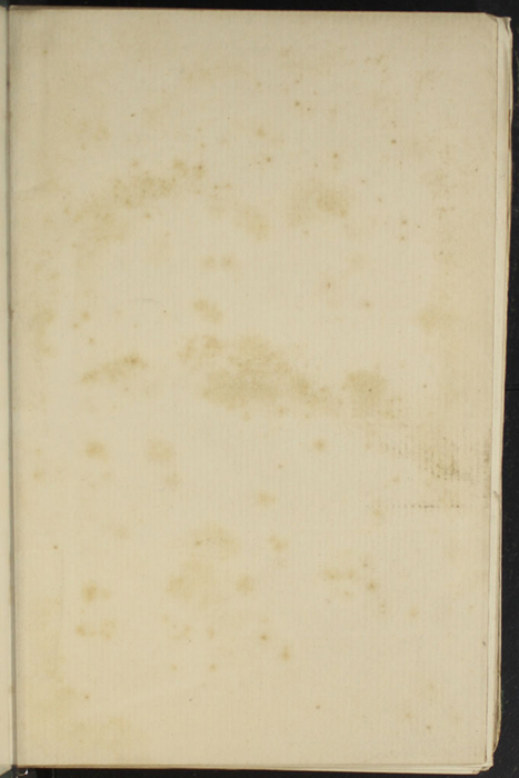 """Recto of Front Flyleaf of the [1893] Walter Scott, Ltd. """"Emerald Library"""" Reprint"""