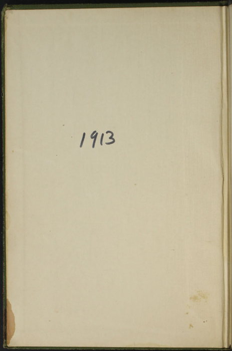 Front Pastedown of the [1906] Thomas Y. Crowell & Co. Reprint