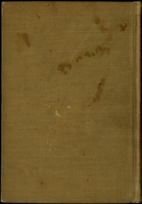 Back Cover of Volume 2 of the [1895] Mershon Co. Reprint