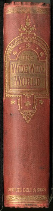 Spine of the 1889 G. Bell Reprint
