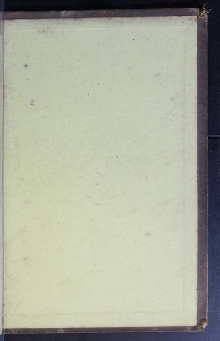 Back Pastedown of the 1879 Li-Quor Tea Co. Reprint