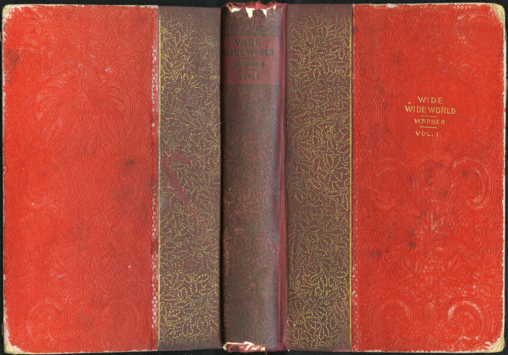 Full Cover of Volume 1 of the [1902] Home Book Co. Reprint, Version 1
