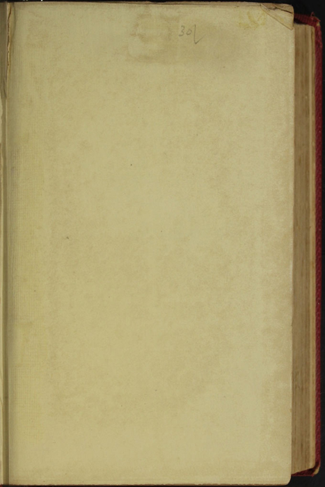 Recto of Front Flyleaf of the 1852 T. Nelson & Sons Reprint, Version 1