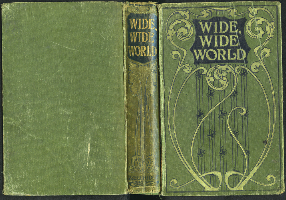 Full Cover of the [1896] S.W. Partridge & Co. Reprint