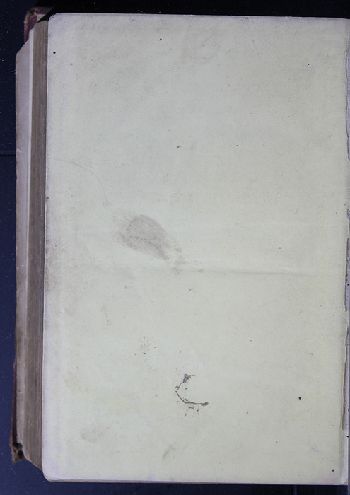 """Verso of Back Flyleaf of the 1886 James Nisbet & Co. """"New Edition"""" Reprint"""