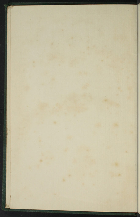 "Verso of Front Flyleaf of the [1893] Walter Scott, Ltd. ""Emerald Library"" Reprint"