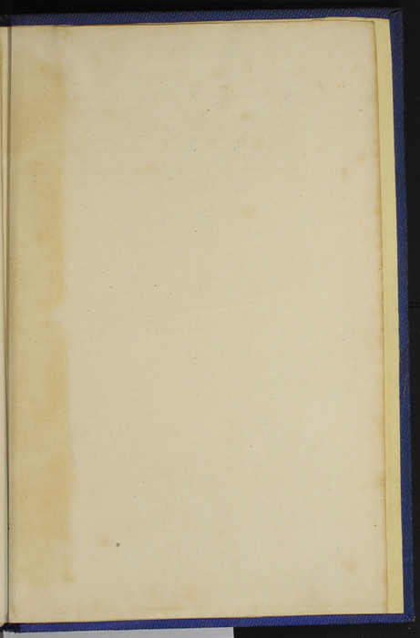 "Recto of Back Flyleaf of Volume 1 of the 1852 James Nisbet, Sampson Low, Hamilton, Adams & Co. ""Second Edition"" Reprint"