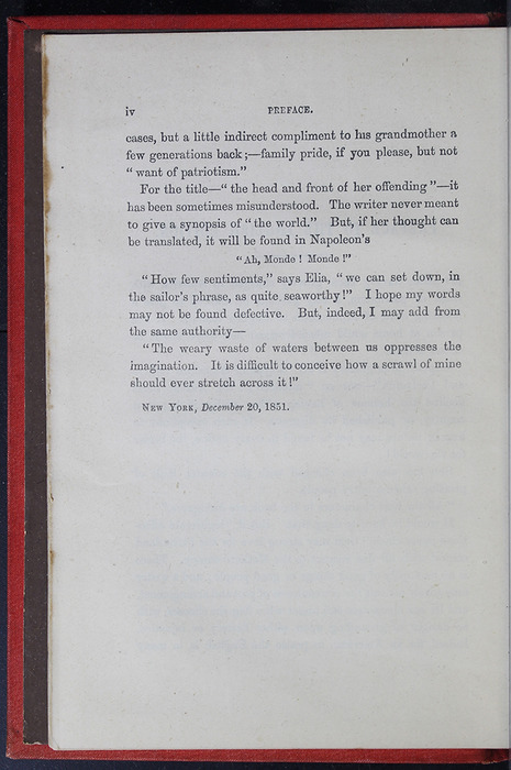 """Page iv of the Preface to the 1879 James Nisbet & Co. """"Golden Ladder Series"""" Reprint"""
