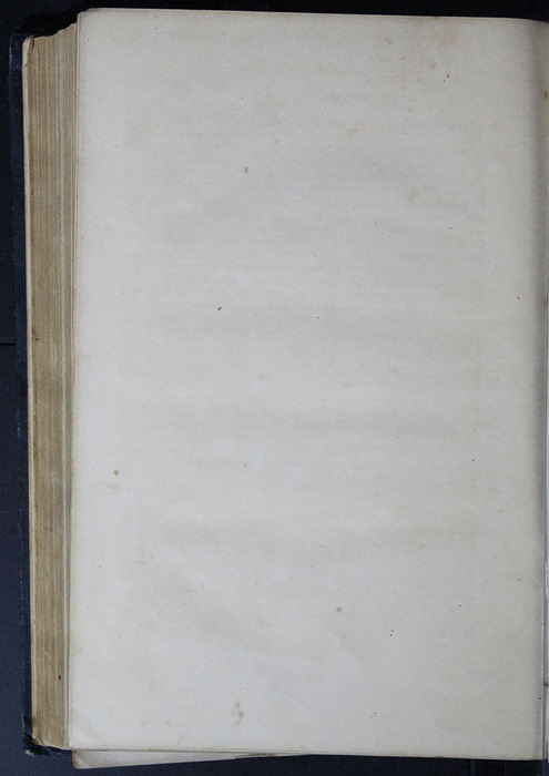 Verso of Back Flyleaf of Volume 2 of the 1852 George P. Putnam 16th Edition, Version 2
