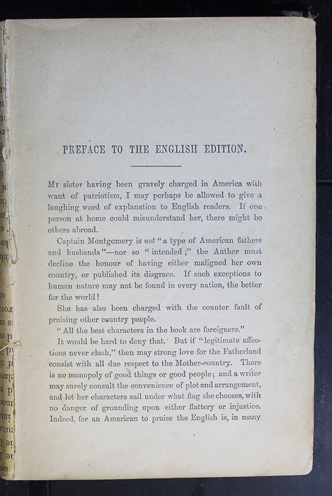 Page iii of the Preface to the 1879 Li-Quor Tea Co. Reprint
