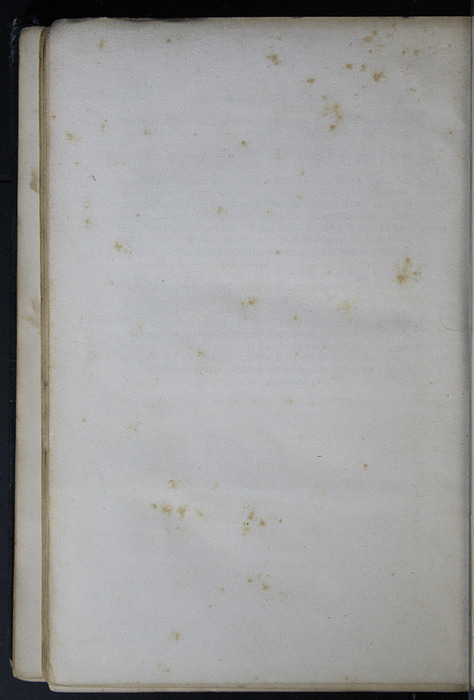 Verso of Back Flyleaf of Volume 1 of the 1852 George P. Putnam 16th Edition, Version 2