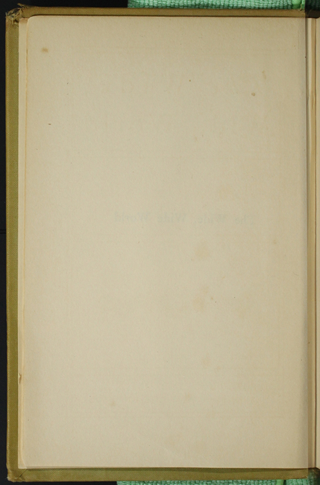 Verso of Half-Title Page to the [1907] Grosset & Dunlap Reprint, Version 3