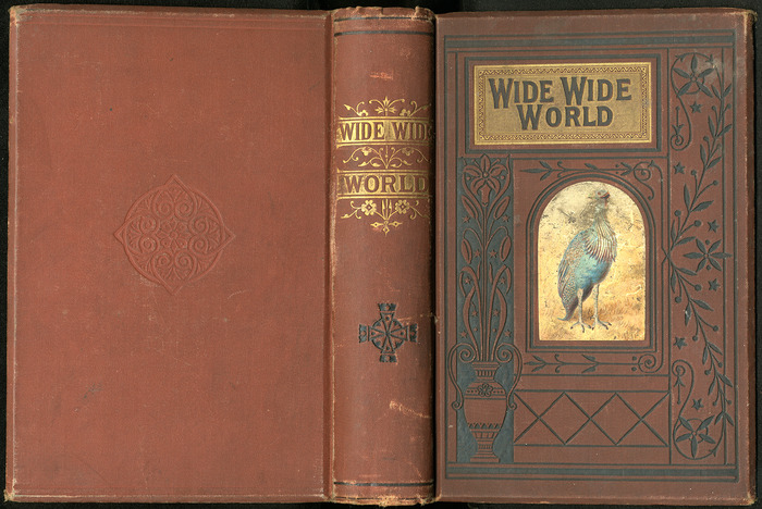 "Full Cover of the 1883 James Nisbet & Co. ""New Edition"" Reprint"