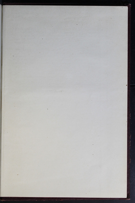 Recto of First Back Flyleaf of the [1899] Geo. M. Hill Co. Reprint