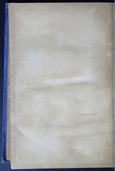 "Verso of Second Back Fly Leaf of the [1910] Collins' Clear-Type Press ""The Challenge Series"" Reprint"