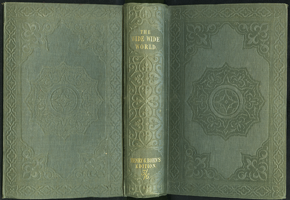 "Full Cover of the 1853 H.G. Bohn ""Standard Library"" Reprint"