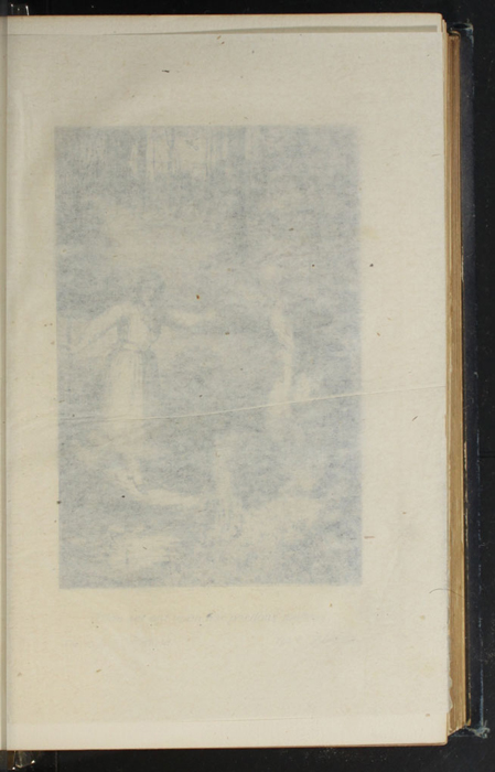 Recto of Tissue Preceding Illustration on Page 152a of the 1888 J.B. Lippincott & Co. Edition