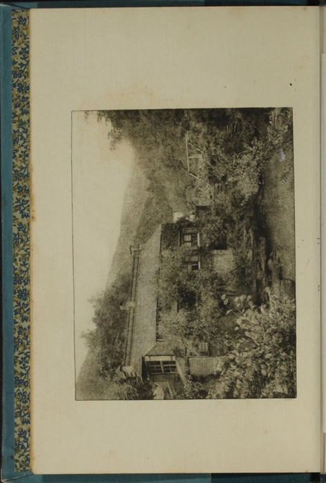 Frontispiece to Volume 2 of the [1902] Home Book Co. Reprint, Version 2 Depicting a Cottage