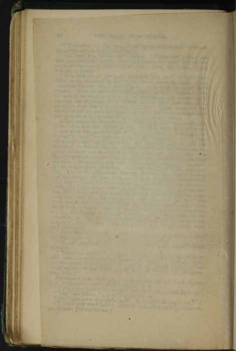 Verso of Tissue Preceding Illustration on Page 40a of the [1879] Milner & Sowerby Reprint