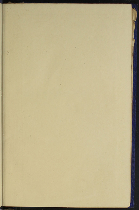 "Recto of Front Flyleaf of Volume 1 of the 1853 James Nisbet, Hamilton, Adams & Co. ""New Edition"" Reprint"