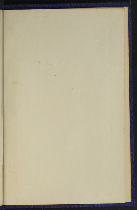 "Recto of Second Back Flyleaf of Volume 1 of the 1853 James Nisbet, Hamilton, Adams & Co. ""New Edition"" Reprint"