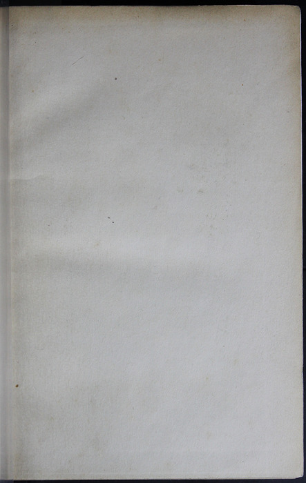 "Recto of Front Flyleaf in the [1909] Collins' Clear-Type Press ""The Imperial Series"" Reprint"