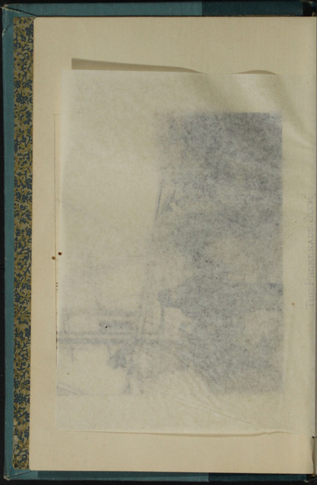 Recto of Tissue of the [1902] Home Book Co. Reprint, Version 3