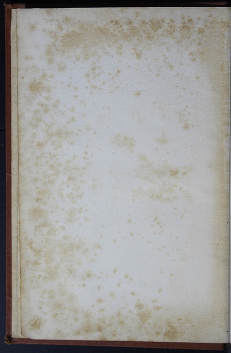 """Verso of Front Flyleaf of the [1899] George Routledge & Sons Ltd. """"Ruby Series"""" Reprint, Version 2"""