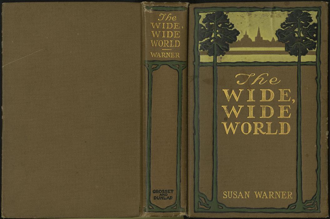 Full Cover of the [1907] Grosset & Dunlap Reprint