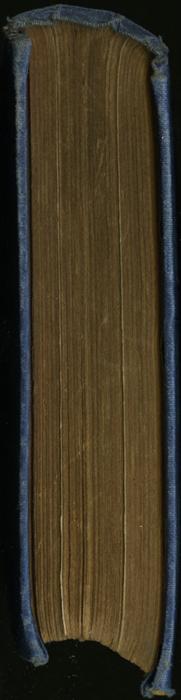 Tail of the [1932] Epworth Press Reprint
