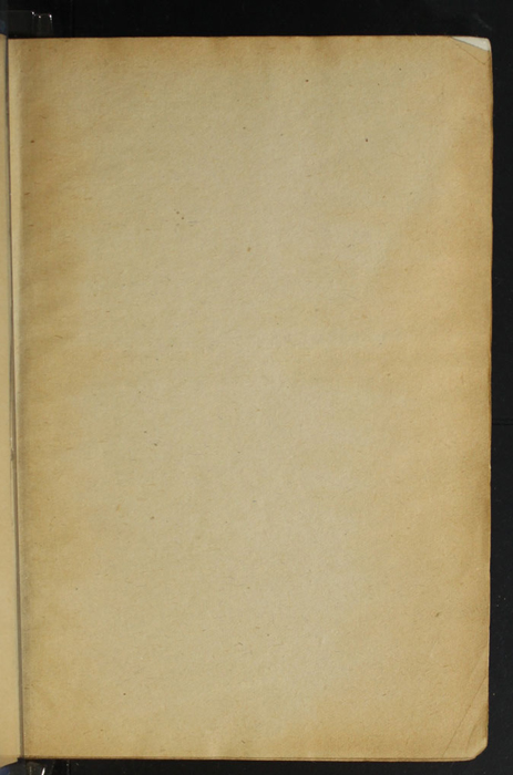 Recto of Third Front Flyleaf of the [1932] Epworth Press Reprint