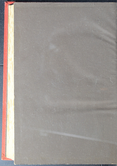 """Verso of Back Flyleaf of the 1879 James Nisbet & Co. """"Golden Ladder Series"""" Reprint"""