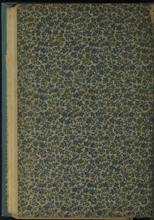 Verso of Third Back Flyleaf of Volume 1 of the [1902] Home Book Co. Reprint, Version 2