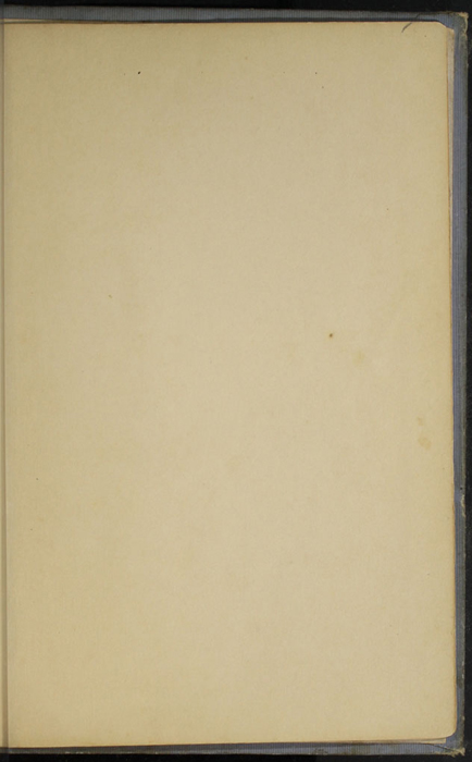 Recto of Second Back Flyleaf of the [1912] Hurst and Co. Reprint