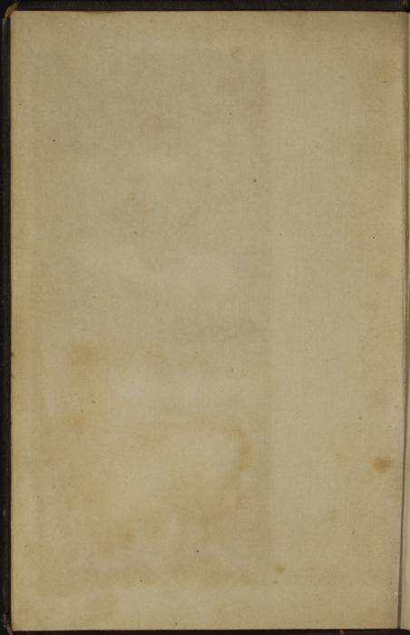 """Verso of Front Flyleaf of the [1867] Milner & Sowerby """"The Wide, Wide World Library"""" Reprint"""