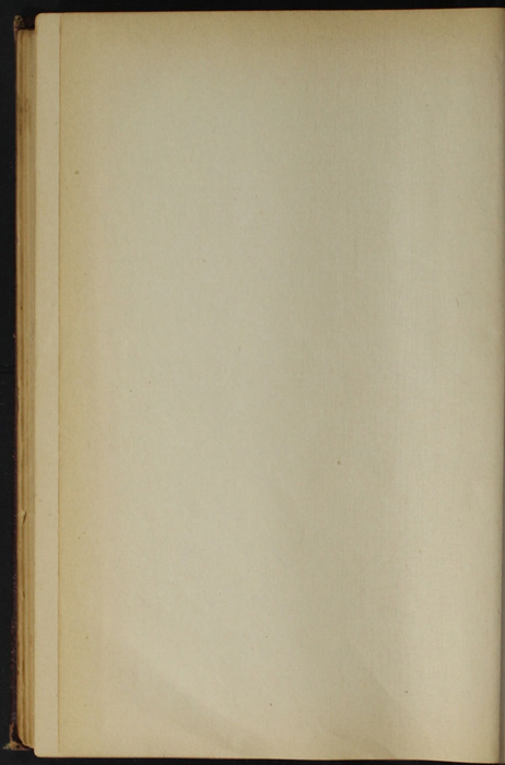 """Verso of Second Back Flyleaf of the [1894] A. L. Burt Co. """"Burt's Library of the World's Best Books"""" Reprint"""