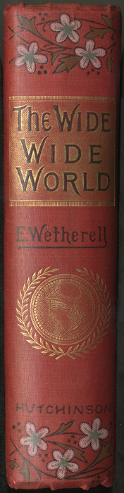 Spine of the [1904] Hutchinson & Co. Reprint