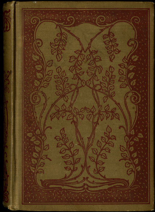 Front Cover of Volume 1 of the [1895] Merson Co. Reprint
