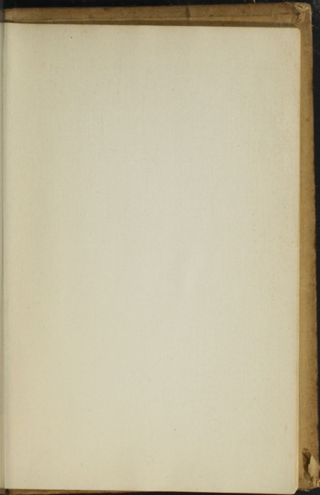Recto of Back Flyleaf of the [1900] W.B. Conkey Reprint