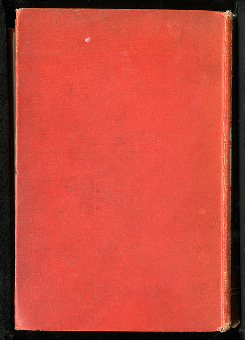 "Back Cover of the [1896] S. W. Partridge & Co. ""Marigold Series"" Reprint"