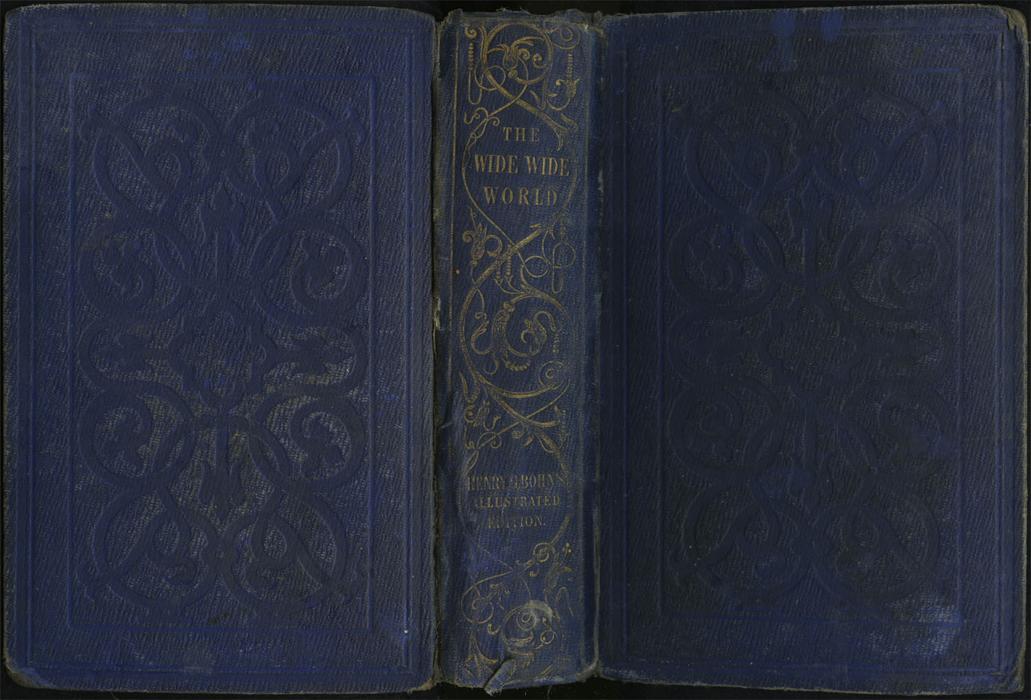 Full Cover of the 1853 H. G. Bohn Reprint, Version 1