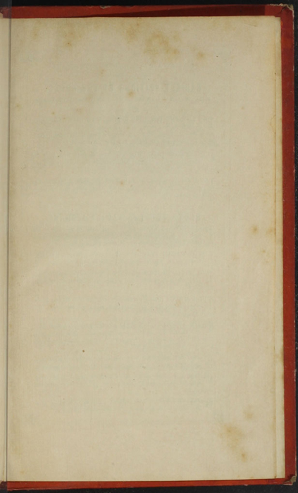 "Recto of First Page of Back Advertisements in the 1853 T. Nelson & Sons ""Nelson's Library for Travellers and the Fireside"" Reprint"