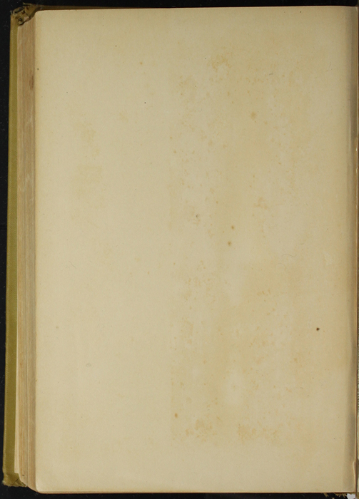 Verso of Back Flyleaf of the [1907] Grosset & Dunlap Reprint, Version 3