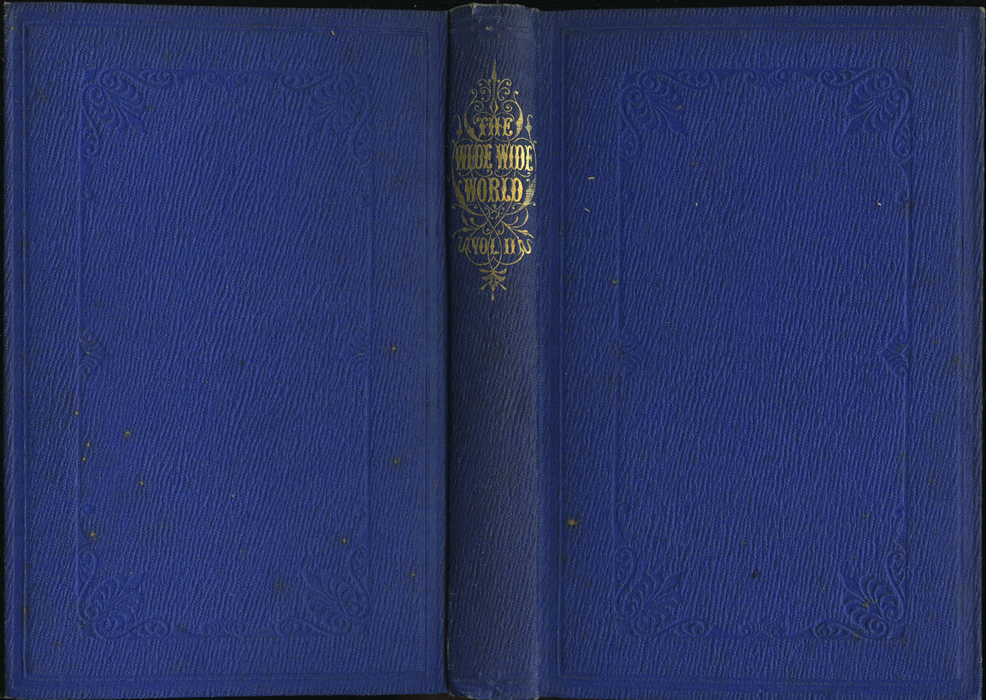 "Full Cover of Volume 2 of the 1853 James Nisbet, Hamilton, Adams & Co. ""New Edition"" Reprint"