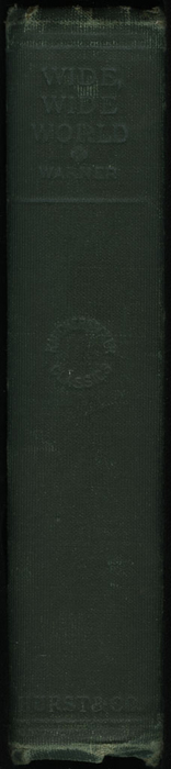 "Spine of the [1907] Hurst & Co. ""Knickerbocker Classics"" Reprint"