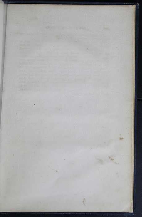 Recto of Back Flyleaf of Volume 2 of the 1852 George P. Putnam 16th Edition, Version 2
