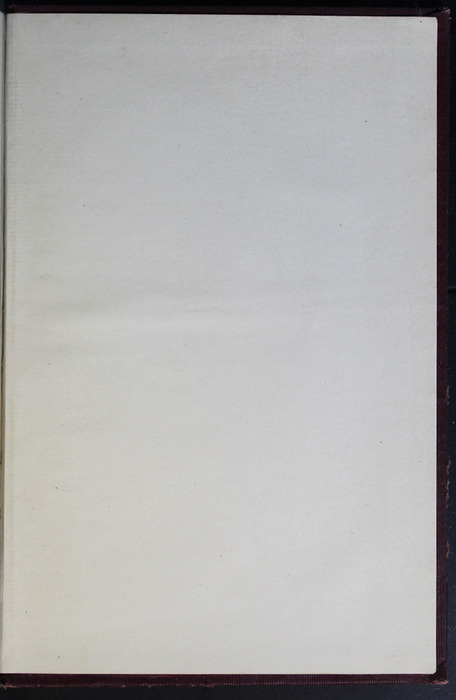 Recto of Second Back Flyleaf of the [1899] Geo. M. Hill Co. Reprint