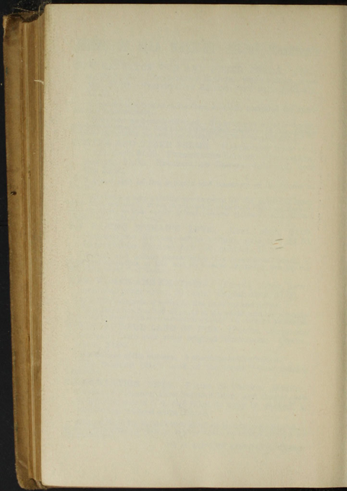 Verso of Back Flyleaf of the [1900] W.B. Conkey Reprint