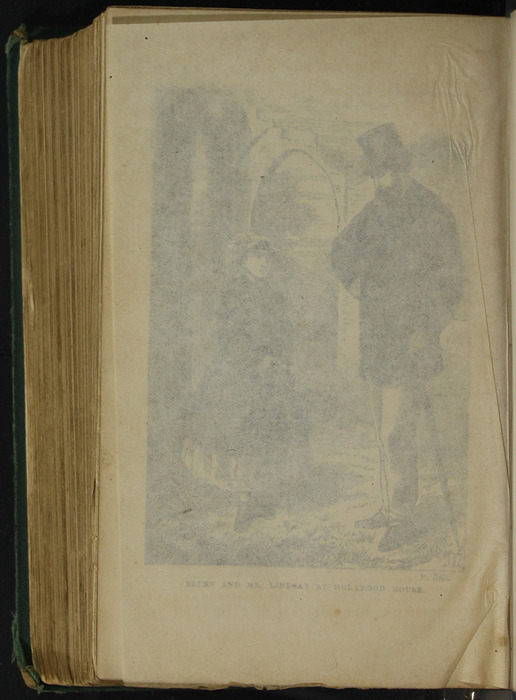 Verso of Tissue Succeeding Illustration on Page 342b of the [1879] Milner & Sowerby Reprint